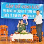 Anh hùng lực lượng vũ trang nhân dân (AHLLVTND) Nguyễn Văn Thương – Người truyền lửa cho tuổi trẻ