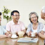 Cách ứng xử với người cao tuổi hay hờn dỗi