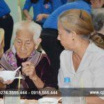 Bữa Ăn Lành Mạnh Dành Cho Người Cao Tuổi