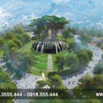 """Họ đã nói về """"cây đa Hồn Việt"""" – Hoa viên Nghĩa Trang Bình Dương Phần II"""
