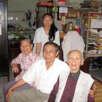 Một đêm với Nhà thơ Kiên Giang – Hà Huy Hà