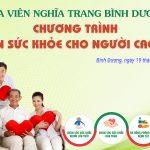 Chương trình tư vấn sức khỏe cho người cao tuổi