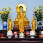 Nằm lòng quy tắc lập bàn thờ Phật tại gia để cả nhà luôn bình an