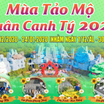 [THÔNG BÁO] Chương trình đưa rước khách tảo mộ đón xuân Canh Tý 2020