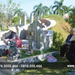 Tục tảo mộ của người Hoa (Phước Kiến)