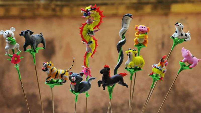 hình tượng 12 con giáp trong văn hóa Việt Nam