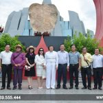 Hoa Viên Nghĩa Trang Bình Dương Tiếp Đón Và Giao Lưu  Cùng Đoàn Khách Đến Từ Thành Phố Hồ Chí Minh